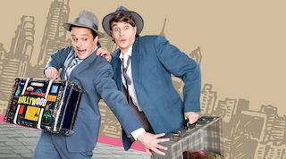 Diivat -komedia , teatteripaketti Solo Sokos Hotel Paviljongissa