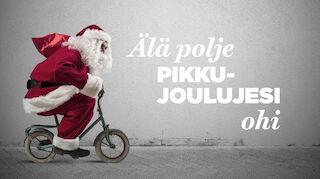 Pikkujoulut Jyväskylässä