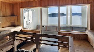 Solo Sokos Hotel Paviljonki - Sauna from Finland