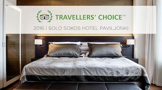 Solo Sokos Hotel Paviljonki Travellers choice 2016