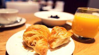 Solo Sokos Hotel Paviljonki aamiainen