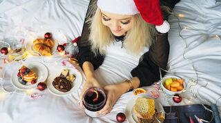 Solo Sokos Hotel Paviljonki, joulu