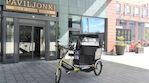 Solo Sokos Hotel Paviljonki, biketaxi kesällä 2020