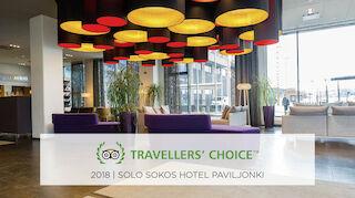 Solo Sokos Hotel Paviljonki Jyväskylä Soome