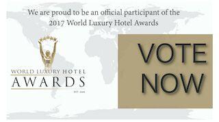 Solo Sokos Hotel Paviljonki World Luxury Hotel Awards 2017