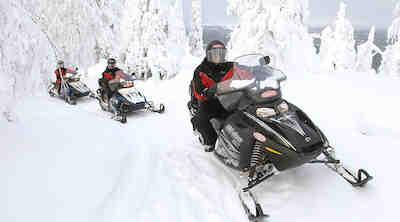 snowmobiling kuusamo original sokos hotel kuusamo