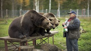 sulo juuso karhu kuusamon suurpetokeskus original sokos hotel kuusamo