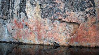hossa värikallio kalliomaalaus kansallispuisto kuusamo posio syöte hossa original sokos hotel kuusamo