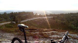 maastopyörä mountain bike kuusamo original sokos hotel kuusamo