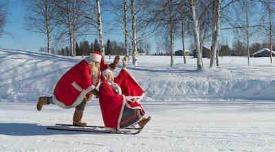 christmas kuusamo original sokos hotel kuusamo finland