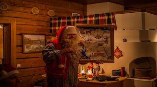 joulupukki mökki kuusamo santa claus cottage christmas joulu original sokos hotel kuusamo