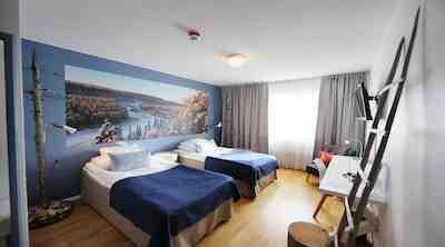 theme room oulanka original sokos hotel kuusamo