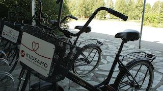 polkupyörät original sokos hotel kuusamo