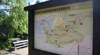 Björnrundan i Kuusamo