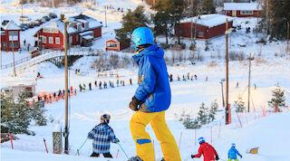 Ski Resort Öjberget