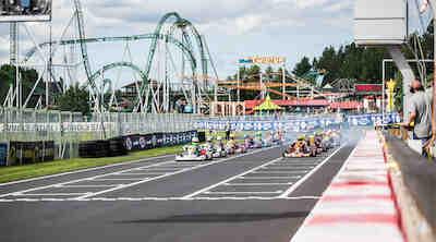 Flying Finn Race – historiallinen kartingin MM-kilpailu