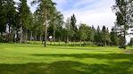 Golf, Vaakuna Vaasa