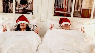 Kokkolassa Original Sokos Hotel Kaarle rauhoittuu joulun viettoon.