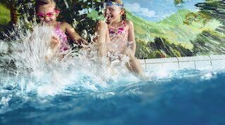 Tropiclandia, Spa, Vaasa, family vacation