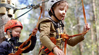 zip adventure park vaasa