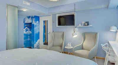 Junior Suite, Vaakuna Vaasa, Pilvi huone