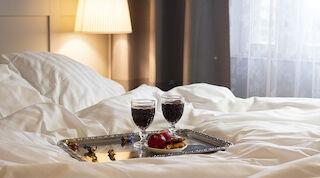 stressitön joulu Kokkola Kaarle hotelli glögi