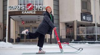 hotel Kokkola Kaarle winter