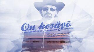 Topi Sorsakoski -teatteripaketti Vaasassa