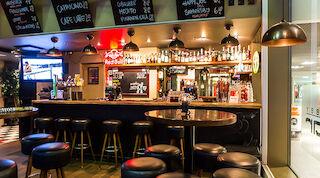 ravintola, baari, Lobby Bar Original Sokos Hotel Vaakuna Vaasa