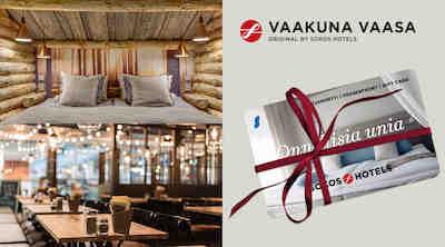 Presentkort Vasa ravintola hotelli