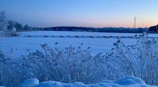 Talvi Vaasa Vaakuna hotelli loma