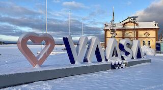 talvi Vaasa original sokos hotel vaakuna vaasa