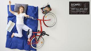 pyöräily kokkola s-card kaarle