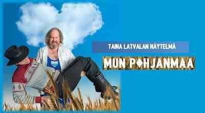 Mun Pohjanmaa, teatteripaketti, Original Sokos Hotel Vaakuna, Vaasa