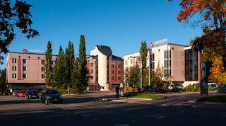 Original Sokos Hotel Vaakuna Kouvola, Hotelli kaupungin keskustassa ja luonnon helmassa