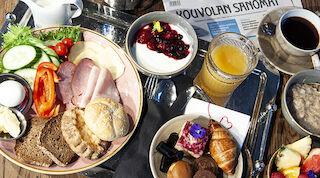 Best Breakfast - Original Sokos Hotel Vaakuna Kouvola