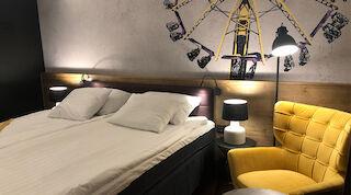 Original Sokos Hotel Vaakuna Kouvola, Tykkimäki mallihuone