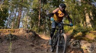 Mielakka Bike Park S-card etu
