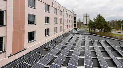 Aurinkovoimalamme