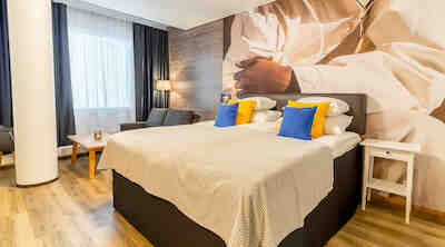 Original Sokos Hotel Valjus, teemahuone Rockseri