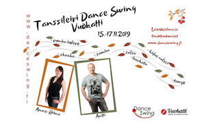 Break Sokos Hotel Vuokatti Dance Swing tanssileiri