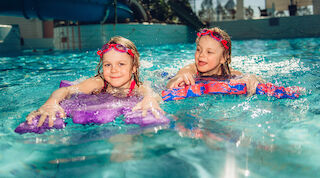 kylpylä, uinti, Katinkullan kylpylä, tekemistä lapsille