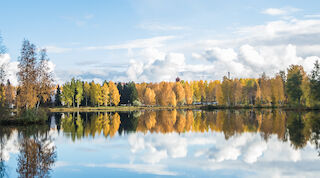 Autum in Kajaani