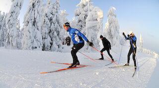 Vuokatti Ensilumenlatu hiihtämään kaudenaloitus Break Sokos Hotel Vuokatti
