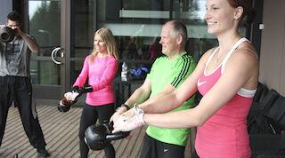 Gym, Break Sokos Hotel Vuokatti