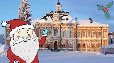 Christmas in Kuopio