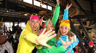 Hullaannu Tahkon After ski:ssä!
