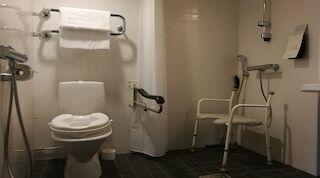 Kylpyhuoneen lisävarustelut