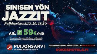 Sinisen Yön Jazzit 5.12.