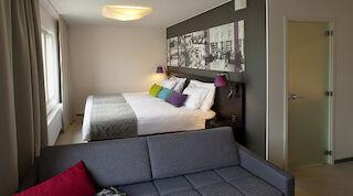 New superior -hotel room Original Sokos Hotel Koljonvirta Iisalmi Finland